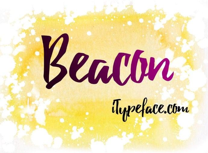 Beacon-Font