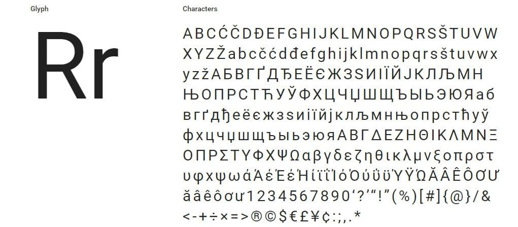 Roboto---Google-Fonts