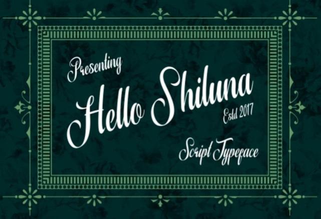 Shiluna by viragestudio _ GraphicRiver