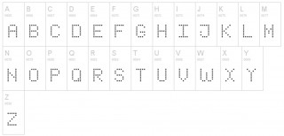 20 Best Pixel Fonts / Bitmap Fonts