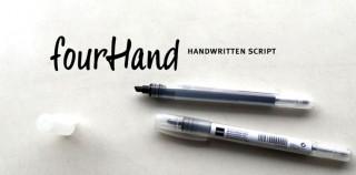 20 Beautiful Manuscript Fonts | Free Download