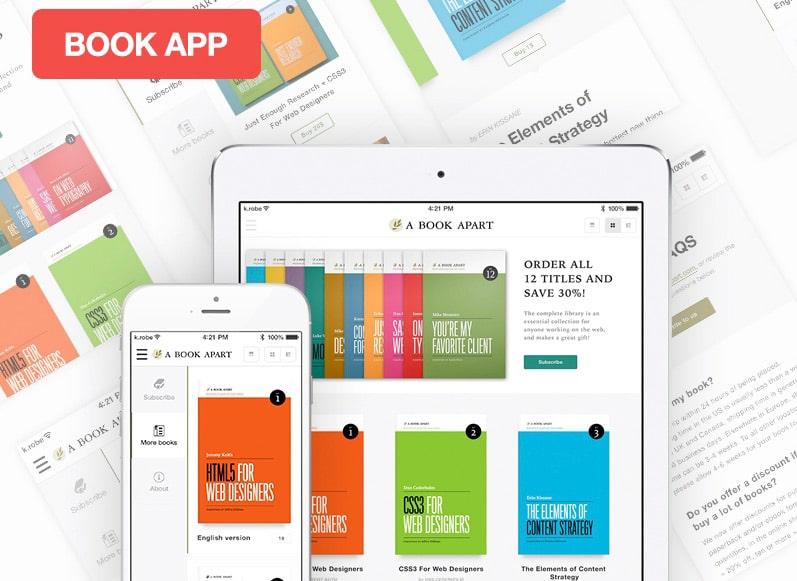 Book-store-by-Flatstudio---Dribbble