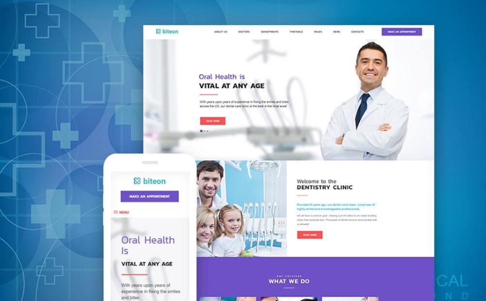8-Responsive-WordPress-Theme-for-Dentistry-Clinic