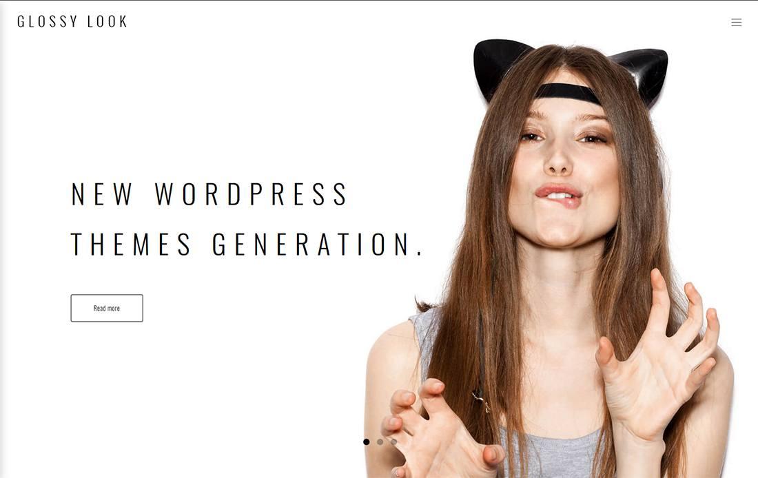 11-Playful WordPress Theme for Lifestyle & Fashion Blog