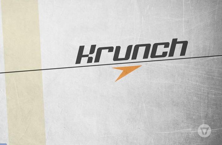 Krunch sports Font