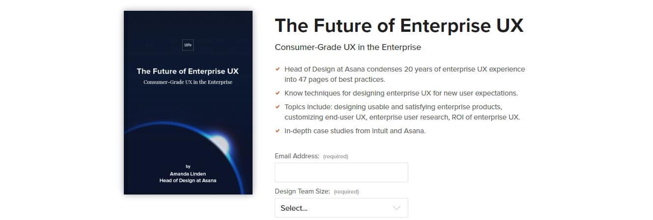 The Future of Enterprise UX