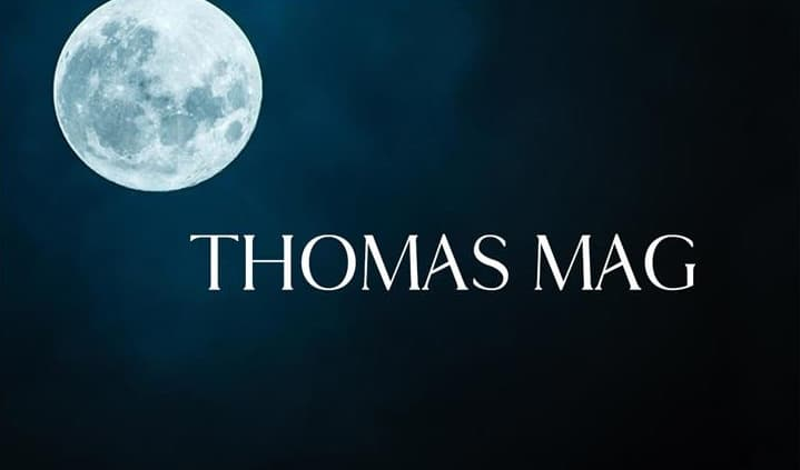 Thomas Mag free condensed font