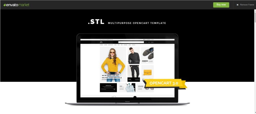 STL - Multipurpose Opencart Theme 3.0.2