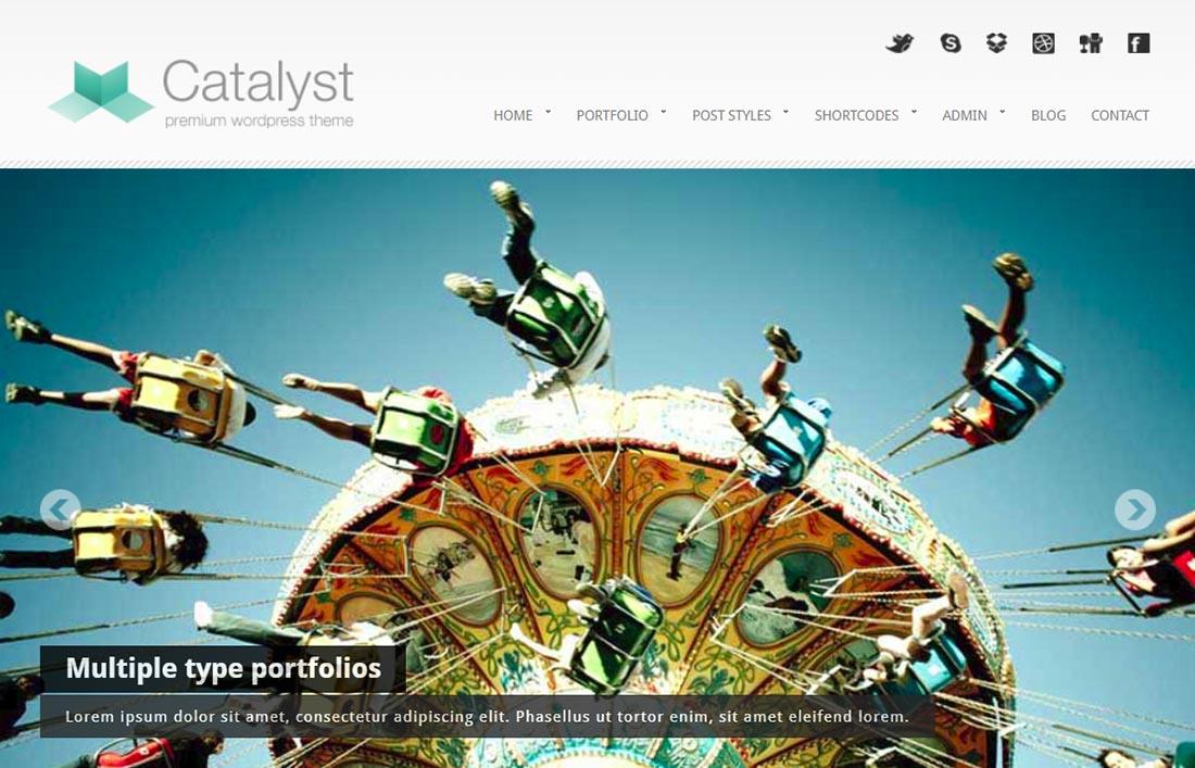 Imaginem Themes _ WordPress portfolio themes