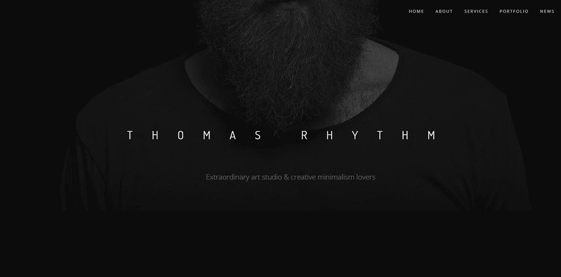 Rhythm - Responsive Drupal Theme