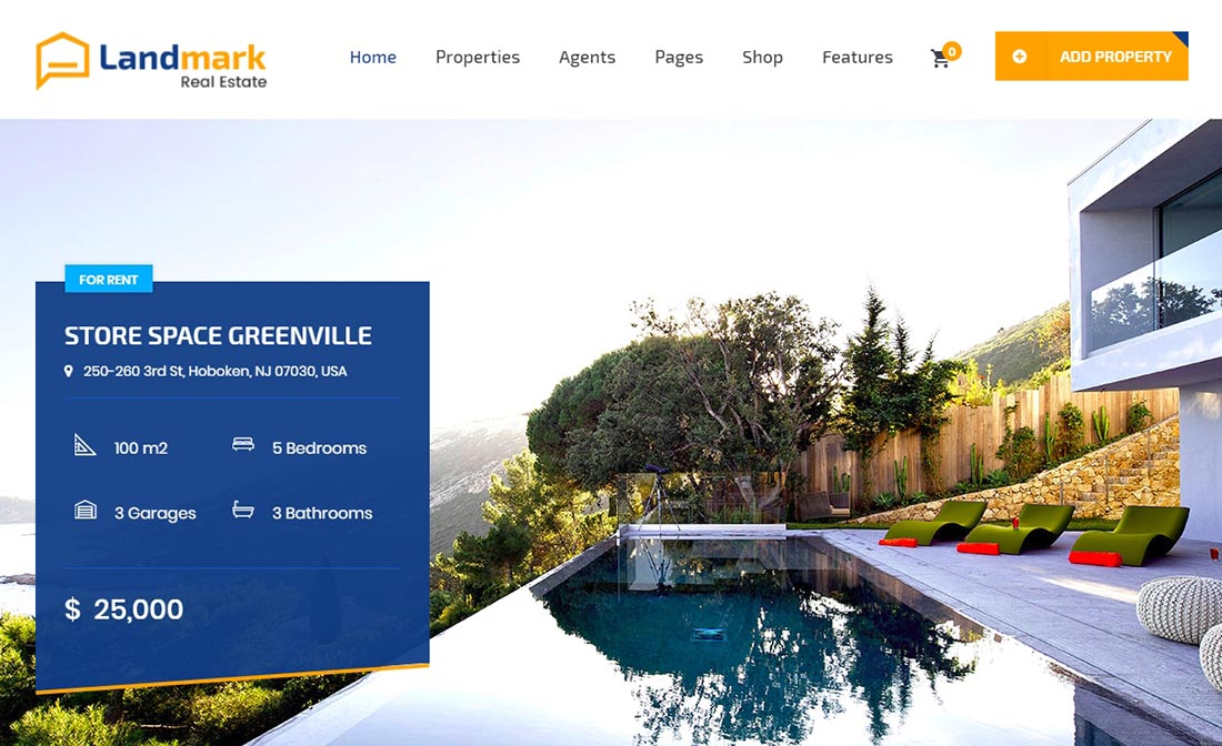 NooTheme Real Estate WordPress Themes
