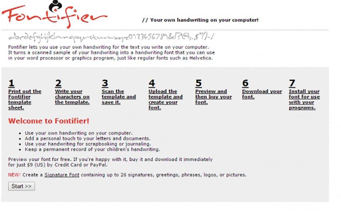 12 Fontifier Font Detector Tool