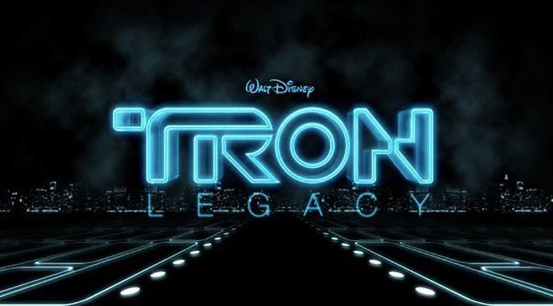 4 Tron Legacy Tutorial