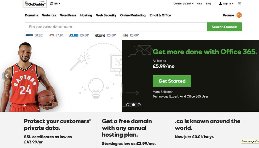 9 Godaddy Free Website Builder
