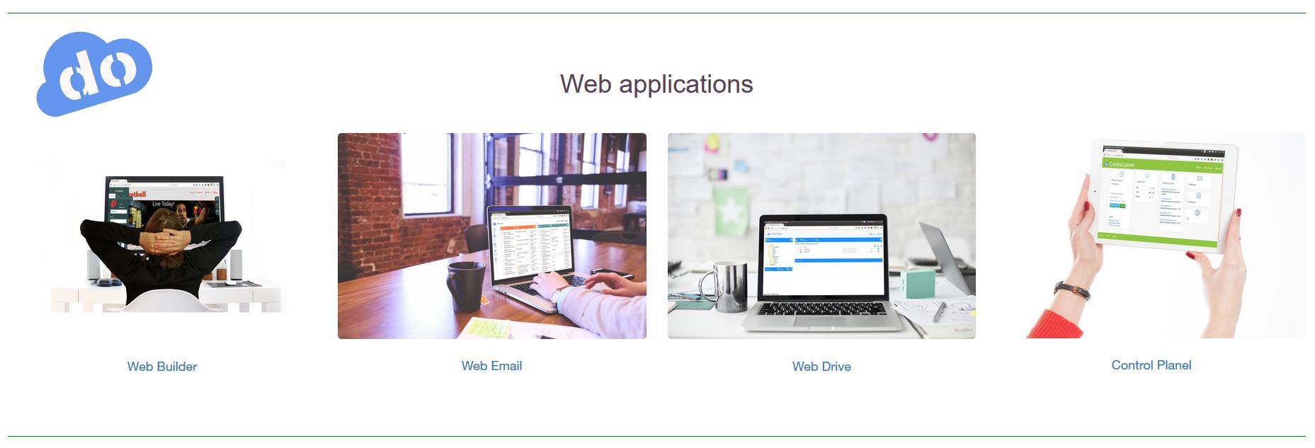 10 webdo Website Builder