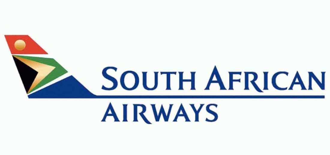 16 South African Airways logo
