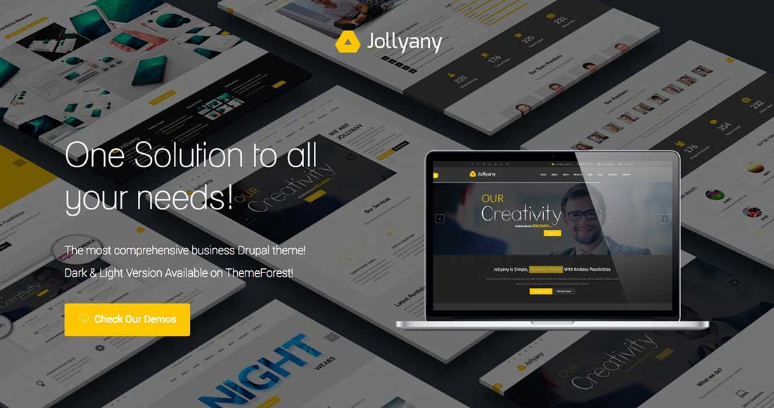 18 Jollyany Ubercart Template