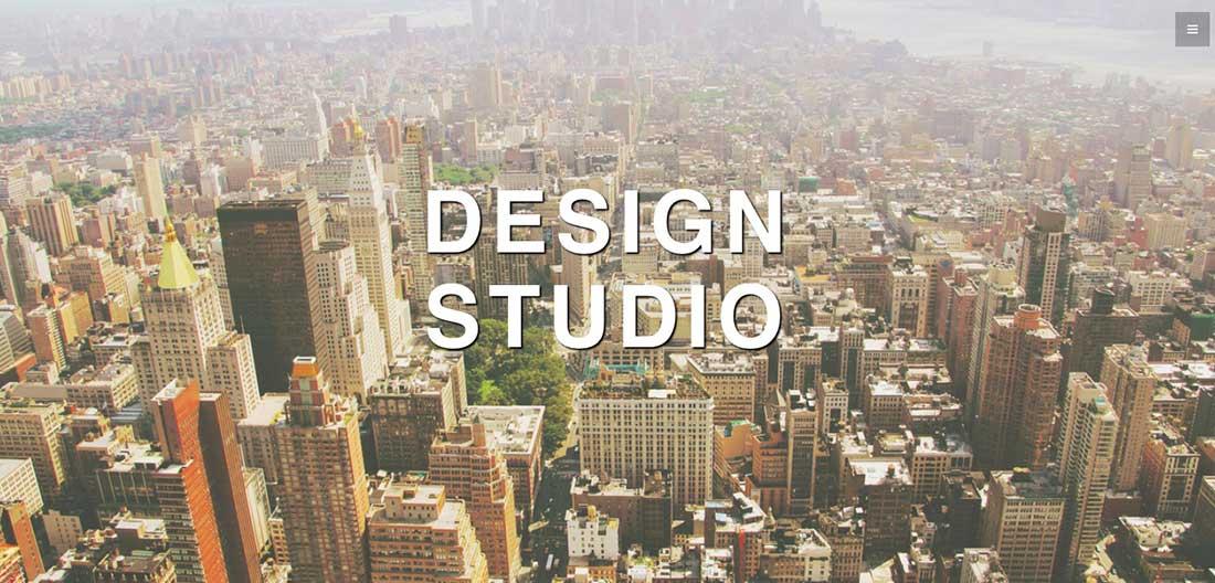20 Studio Free Boostrap Theme