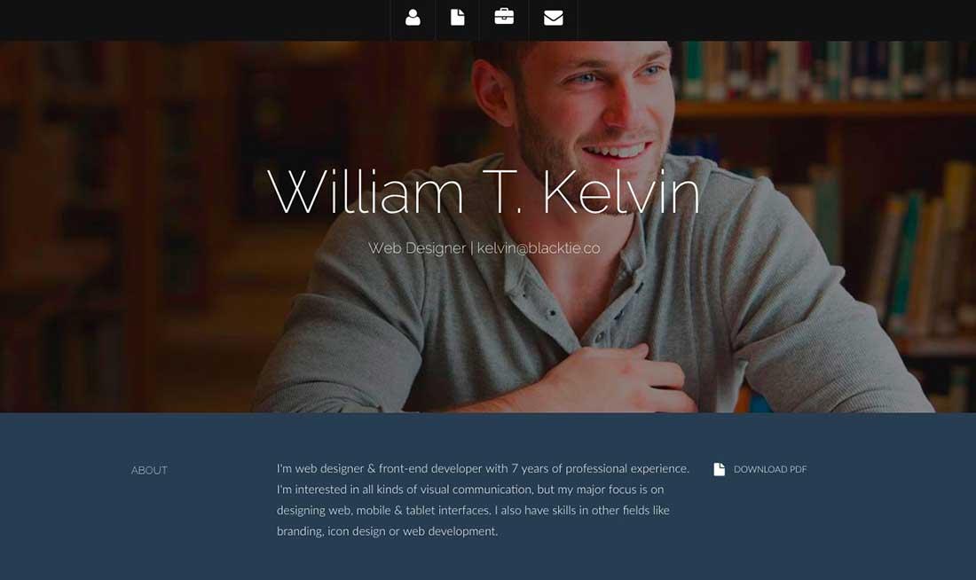 25 Kelvin Resume
