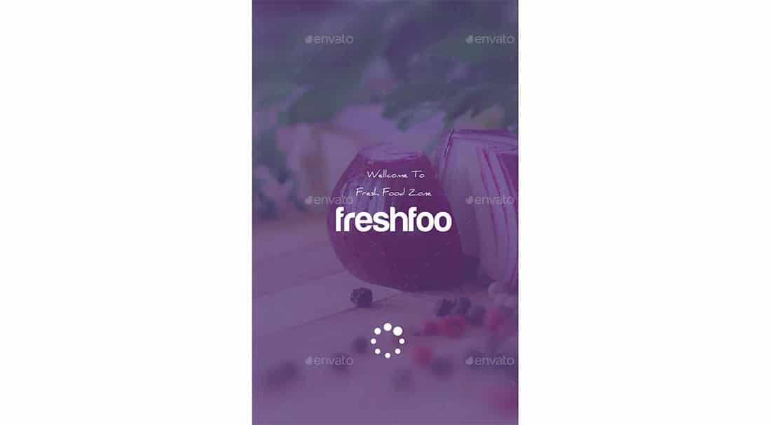 1 Food Apps UI
