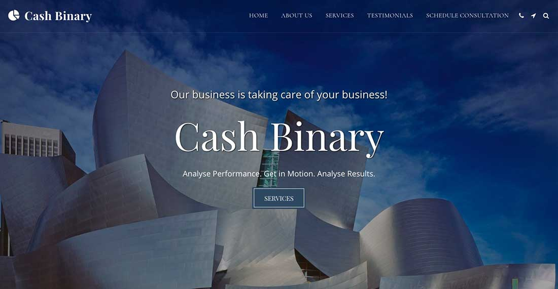 16 Cash Binary