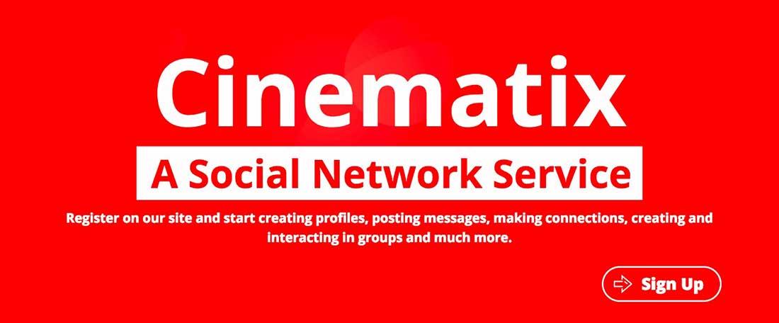 18 CinematixDating WordPress Theme