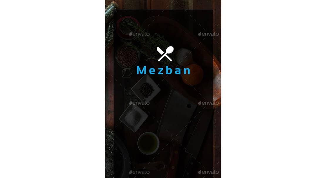 3 Mezban | Food Apps UI