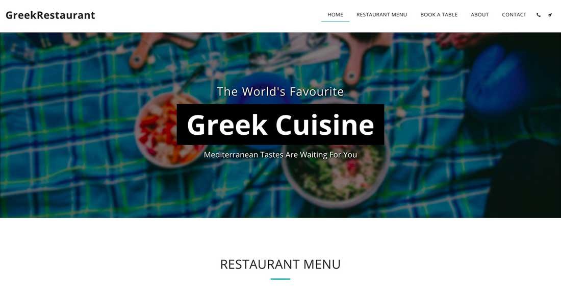 7 Greek Cuisine