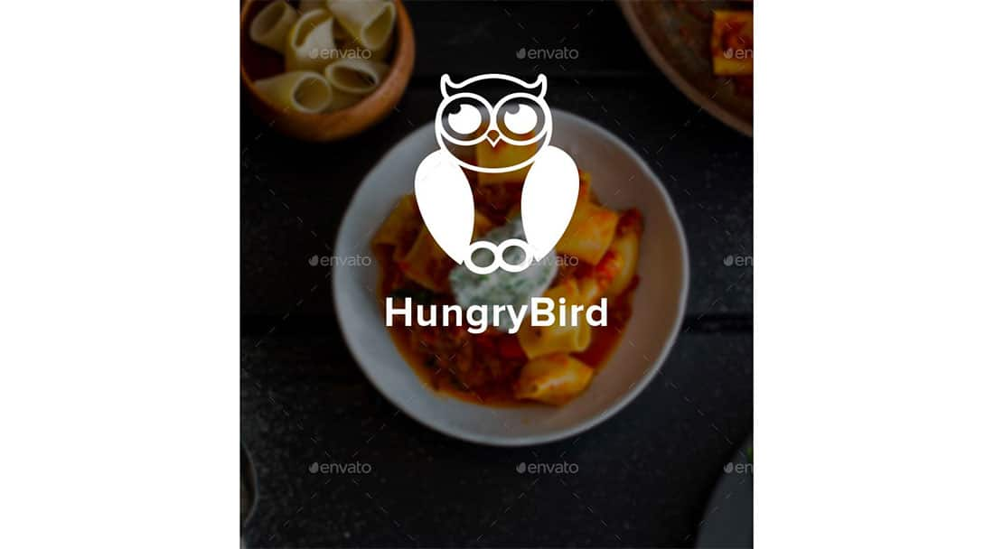 7 HungryBird - Food Order App UI Kit