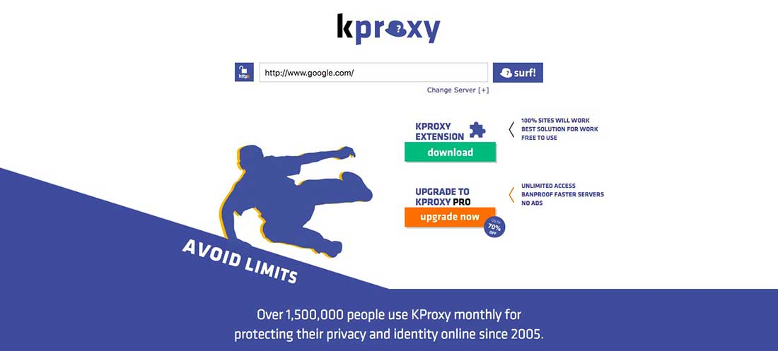 10 K Proxy