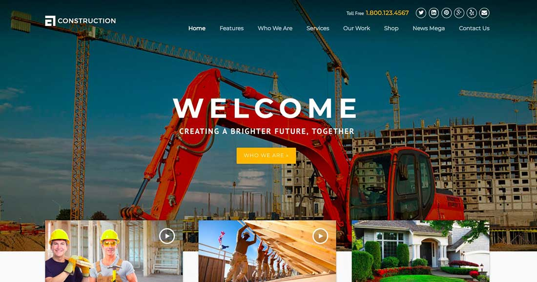 3 Construction - WP Construction, Building Business