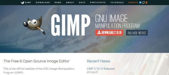 5 Best Alternates to Adobe Photoshop - Gimp