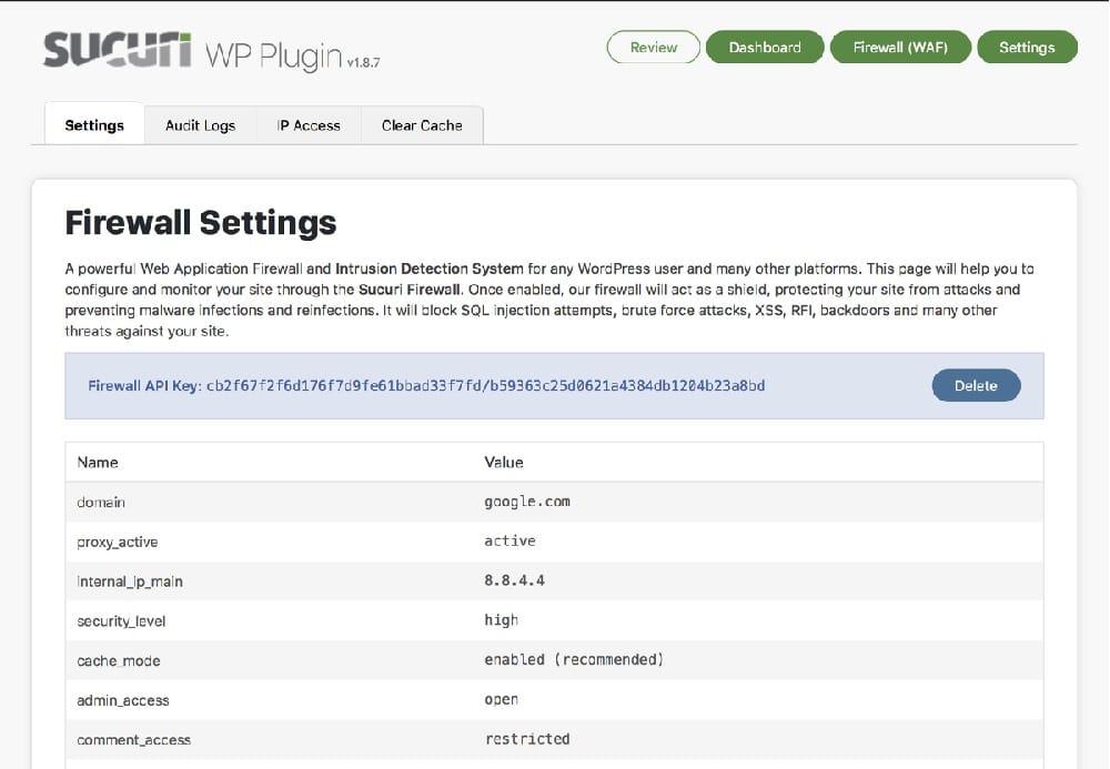 6 Best WordPress security plugins - Sucuri
