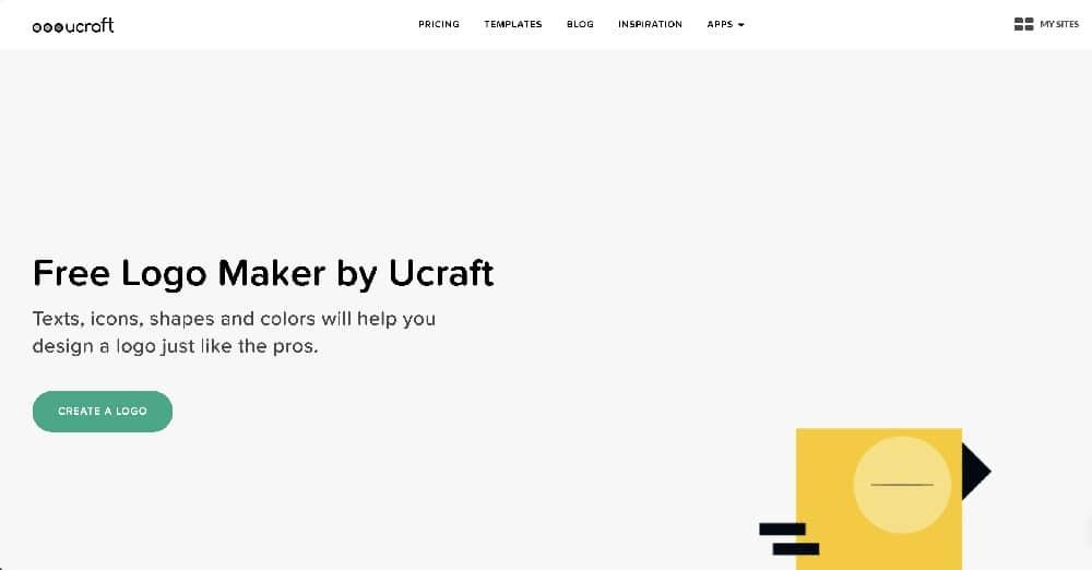 8 Best Free Logo Design Tools - Ucraft